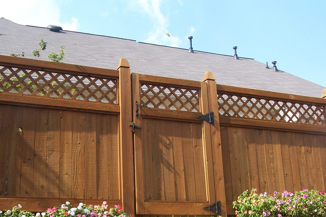 Fence Staining Atlanta Wood Restoration Company The